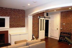 basement remodeling in providence rhode island
