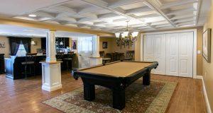 basement renovation in rhode island