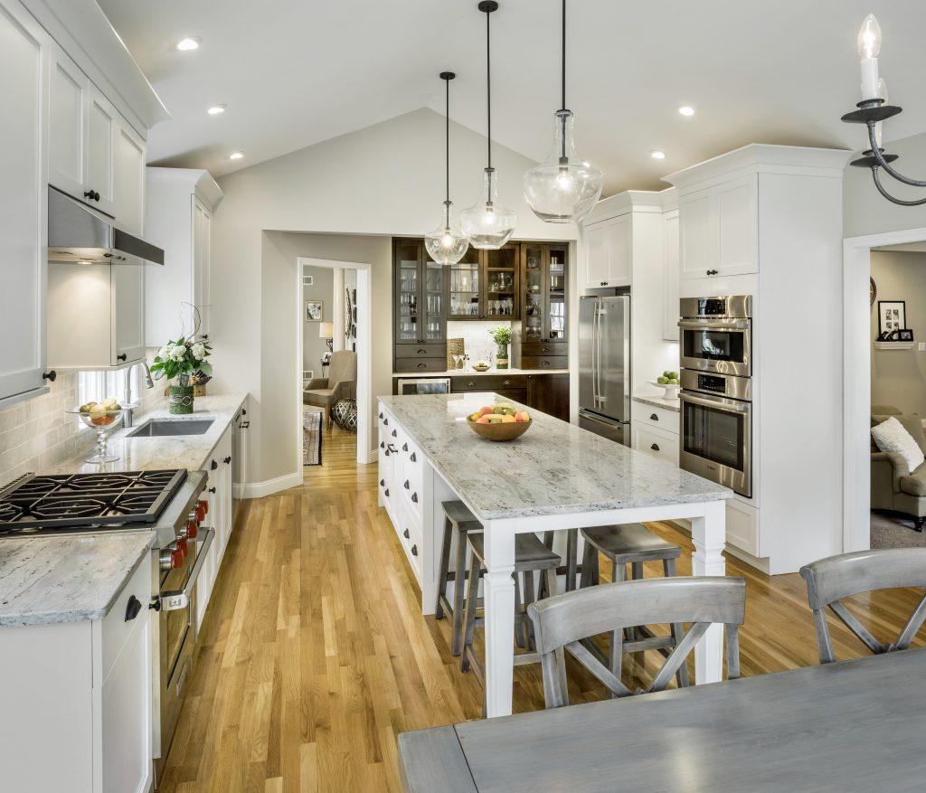 kitchen remodel in East Greenwich