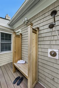 outdoor shower east greenwich ri
