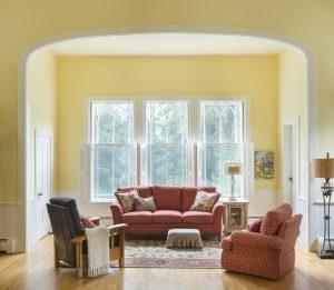 living room renovation in rhode island