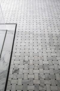 bathroom flooring is one of the bathroom renovation zones in east greenwich ri