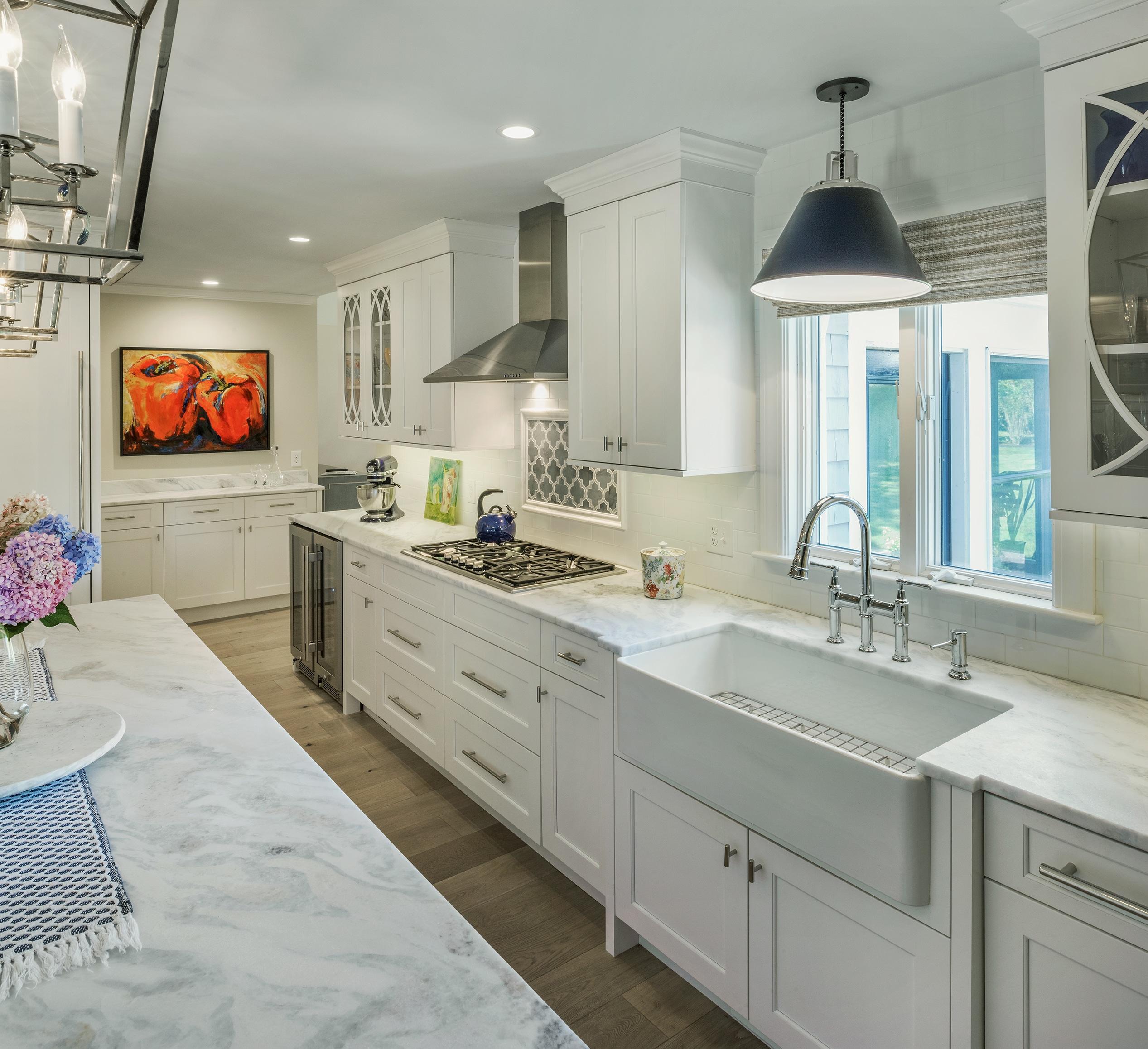 kitchen remodel in newport ri
