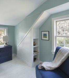 Narragansett Rhode Island bedroom remodel