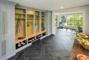 mudroom renovation in rhode island