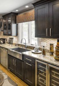 kitchen cabinet remodel in rhode island