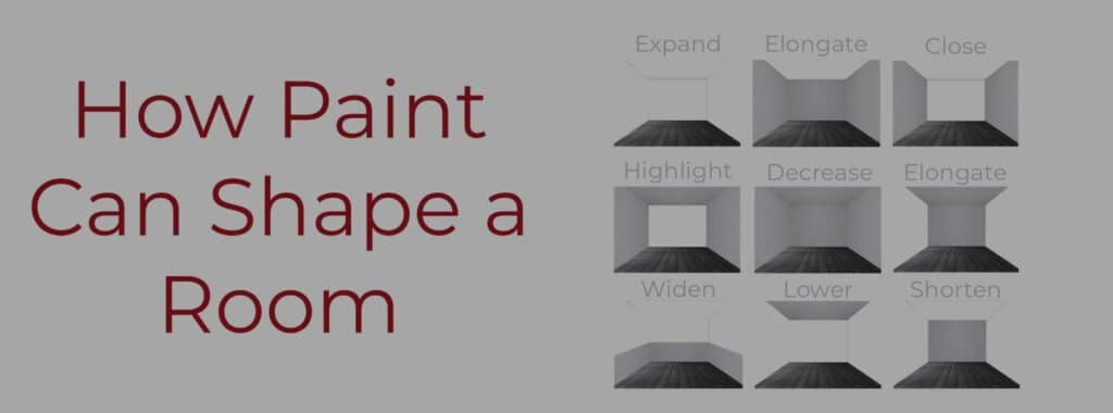 How Paint Can Shape a Room