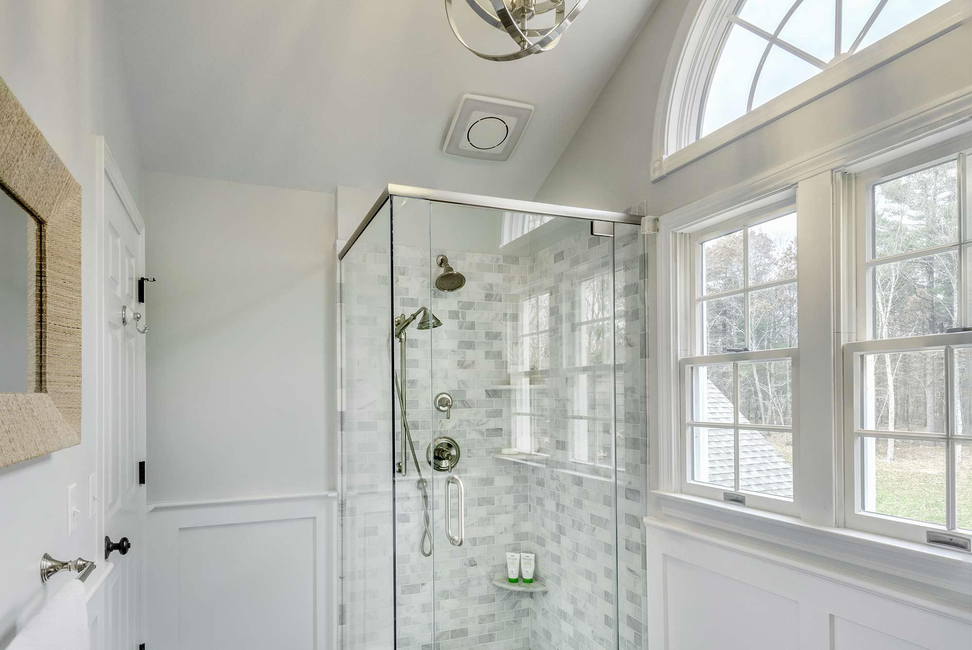Duke Bath Shower