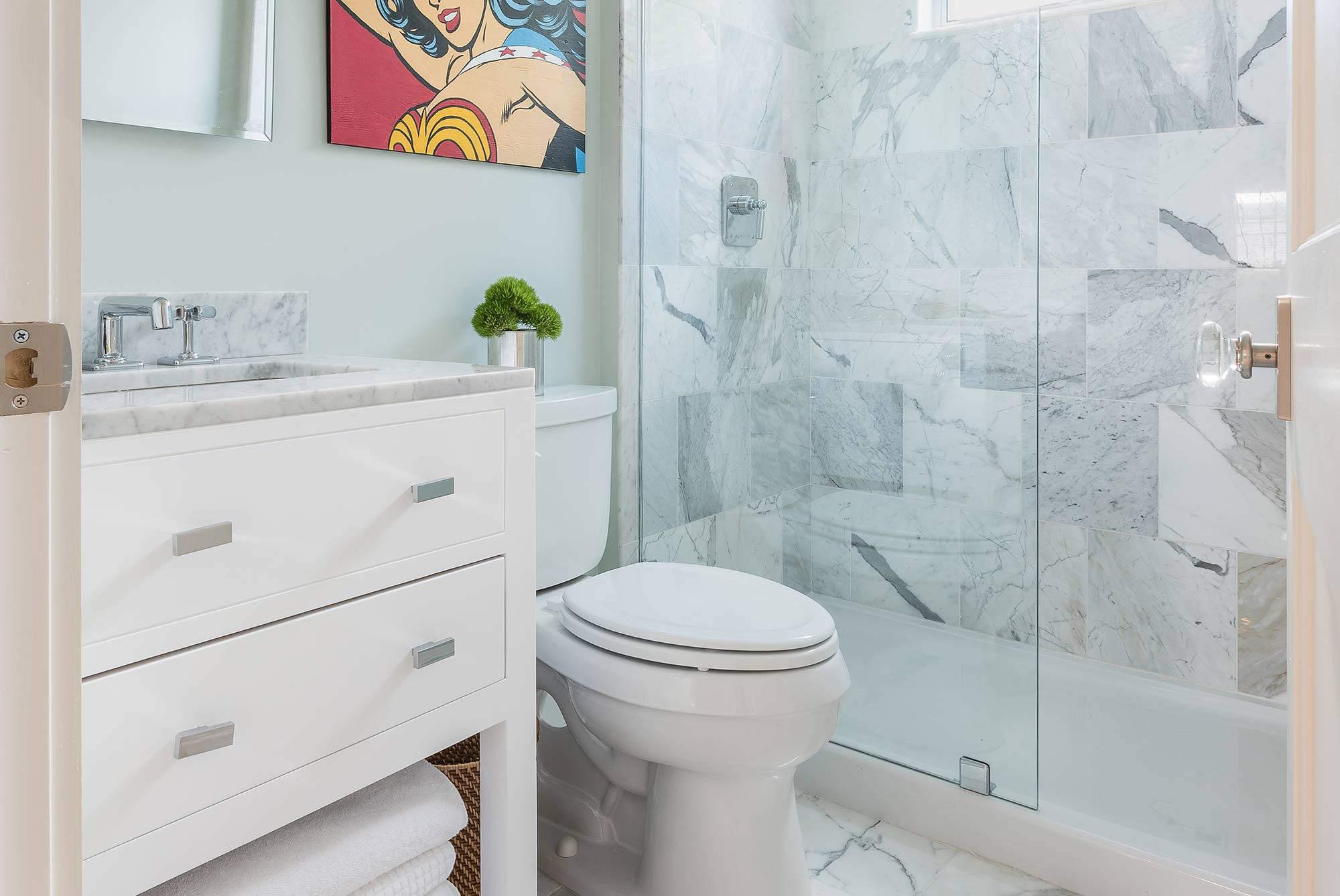 Bungalow Remodel Bathroom