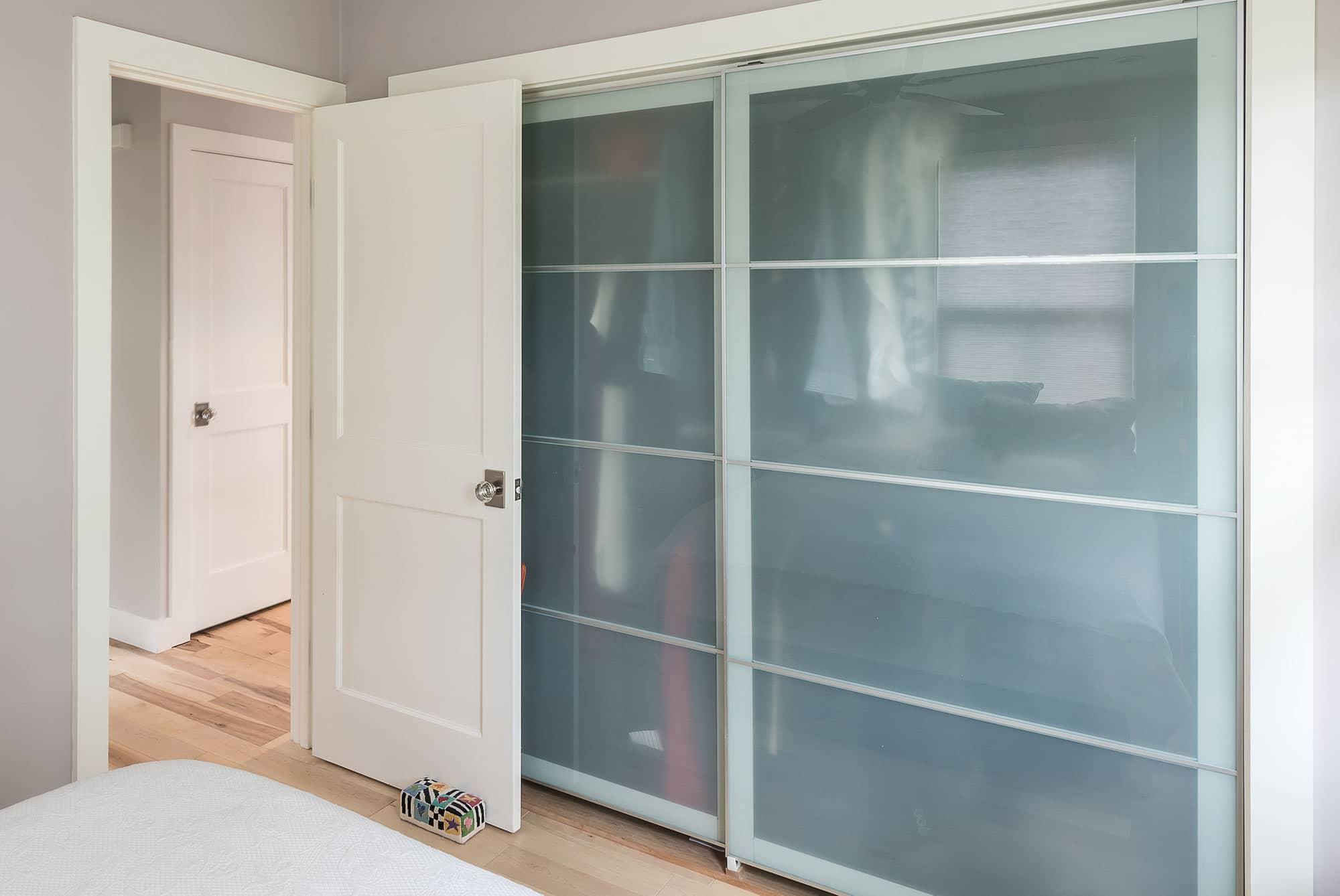 Bungalow Remodel Closet