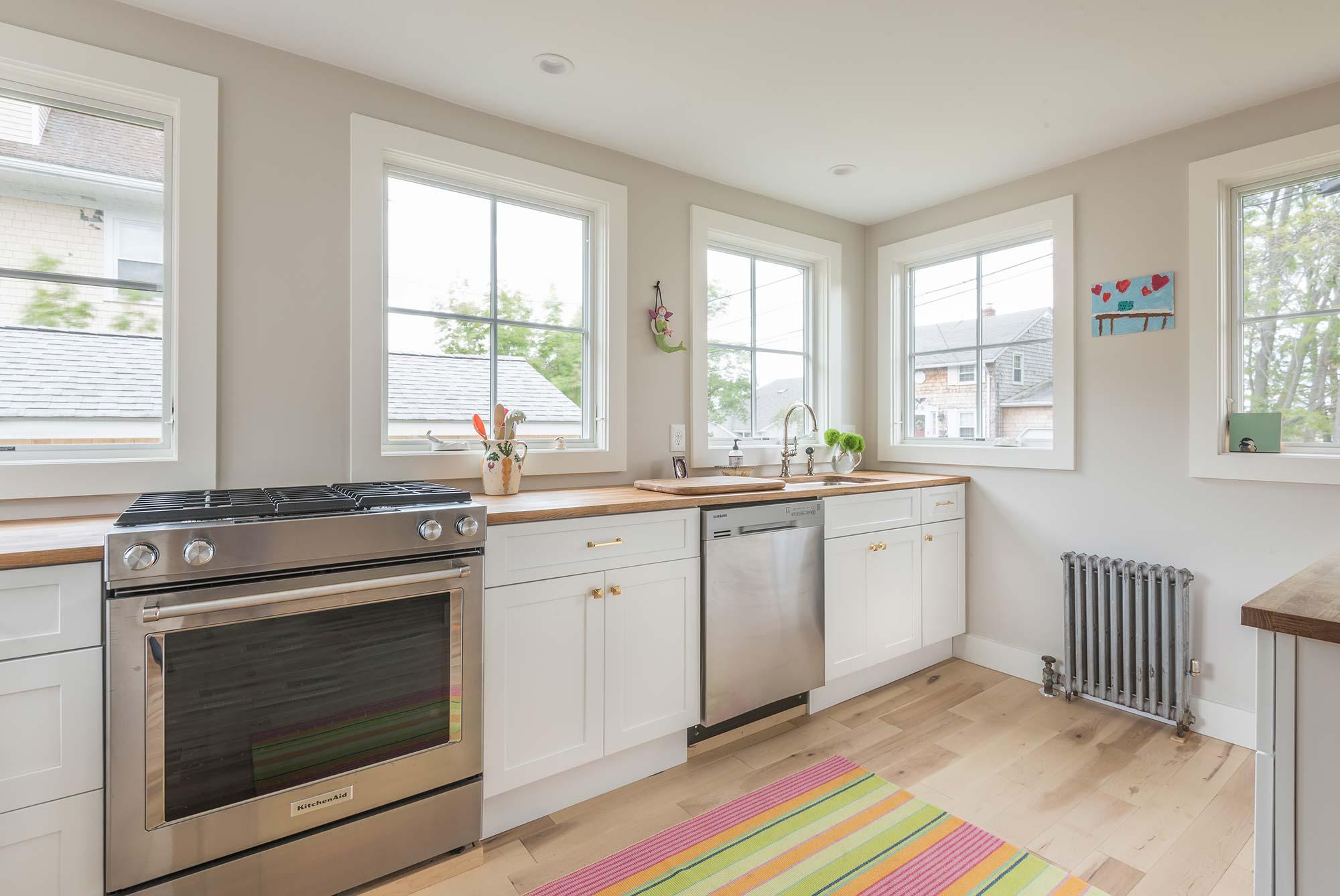 Bungalow Remodel Kitchen