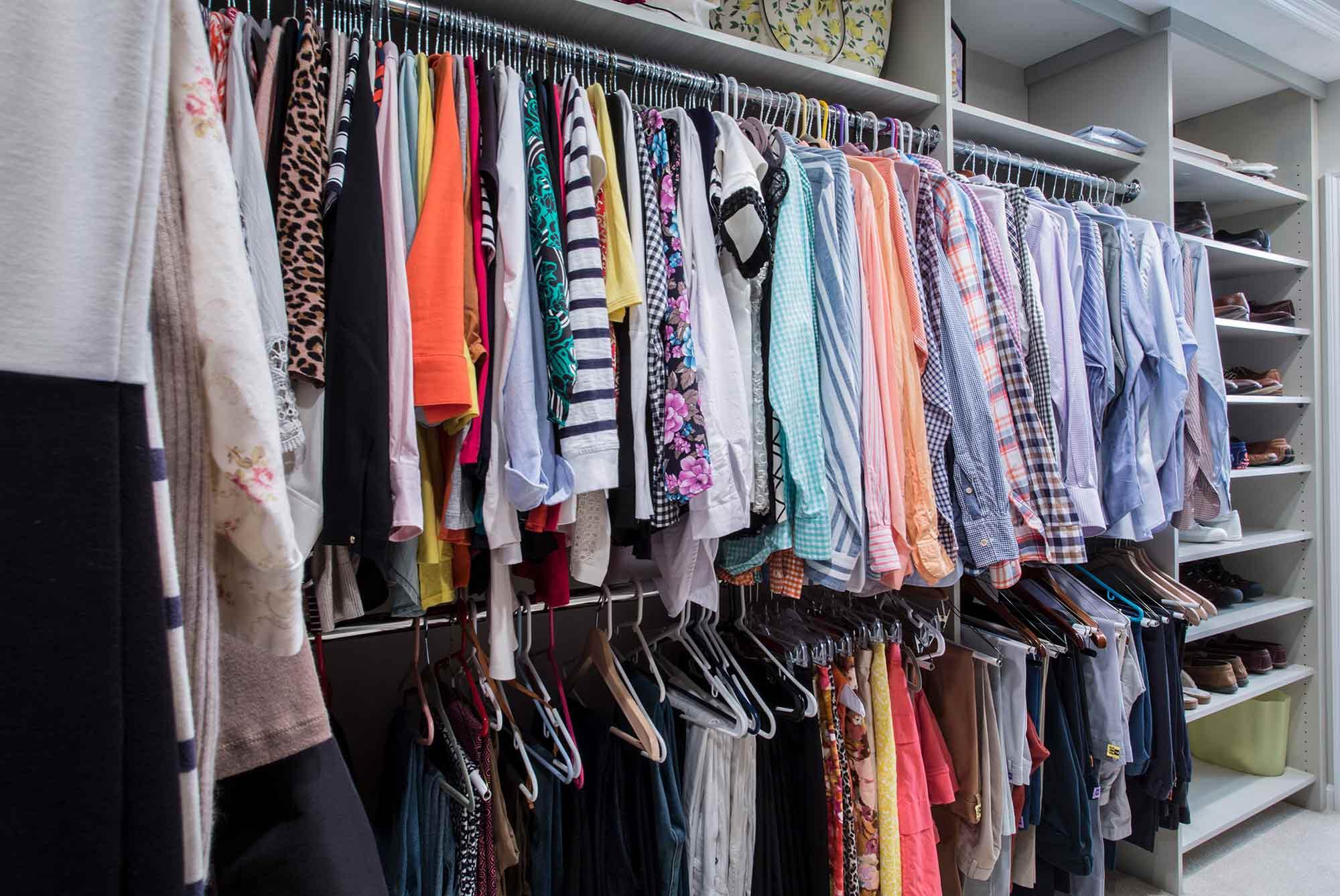 Calore Closet Remode