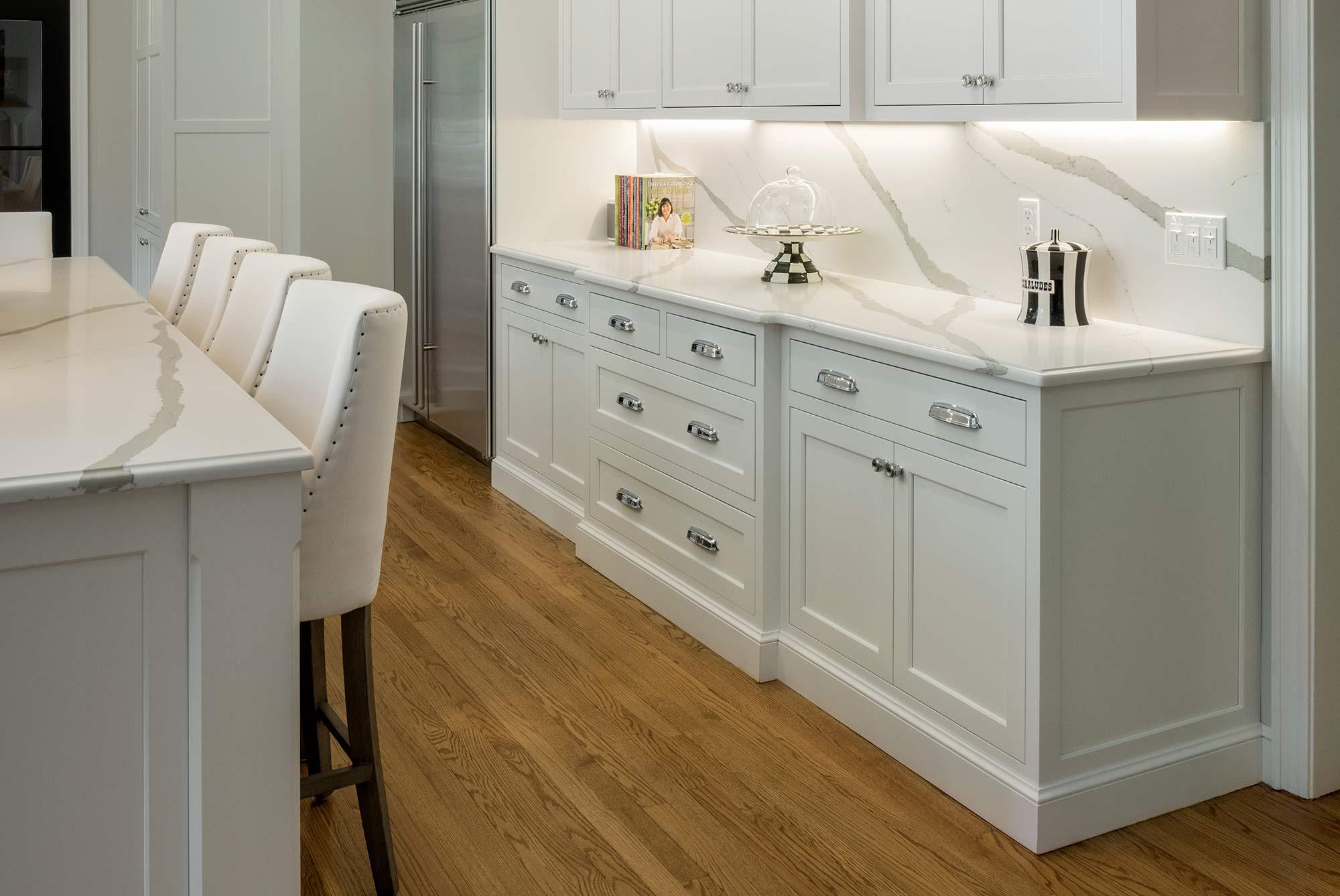 Calore Kitchen Cabinet