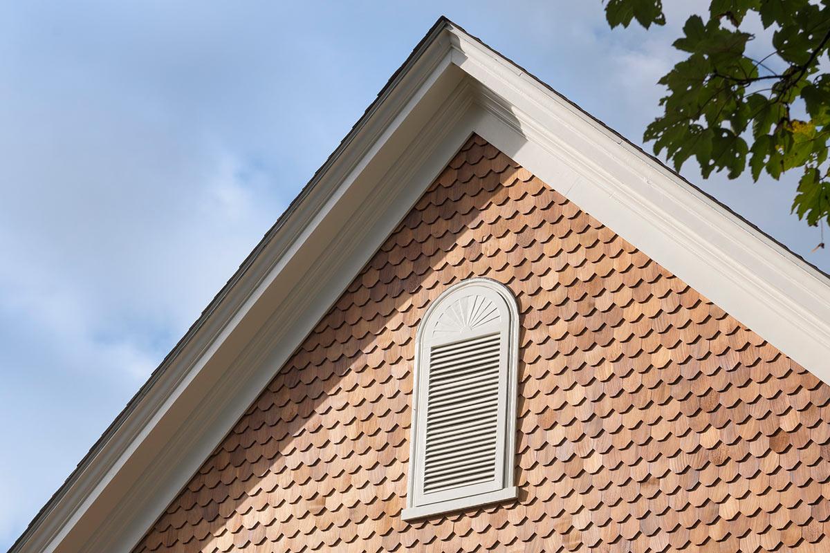Church Renovation Roof