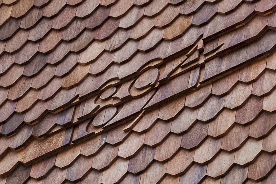 Church Roof Paneling