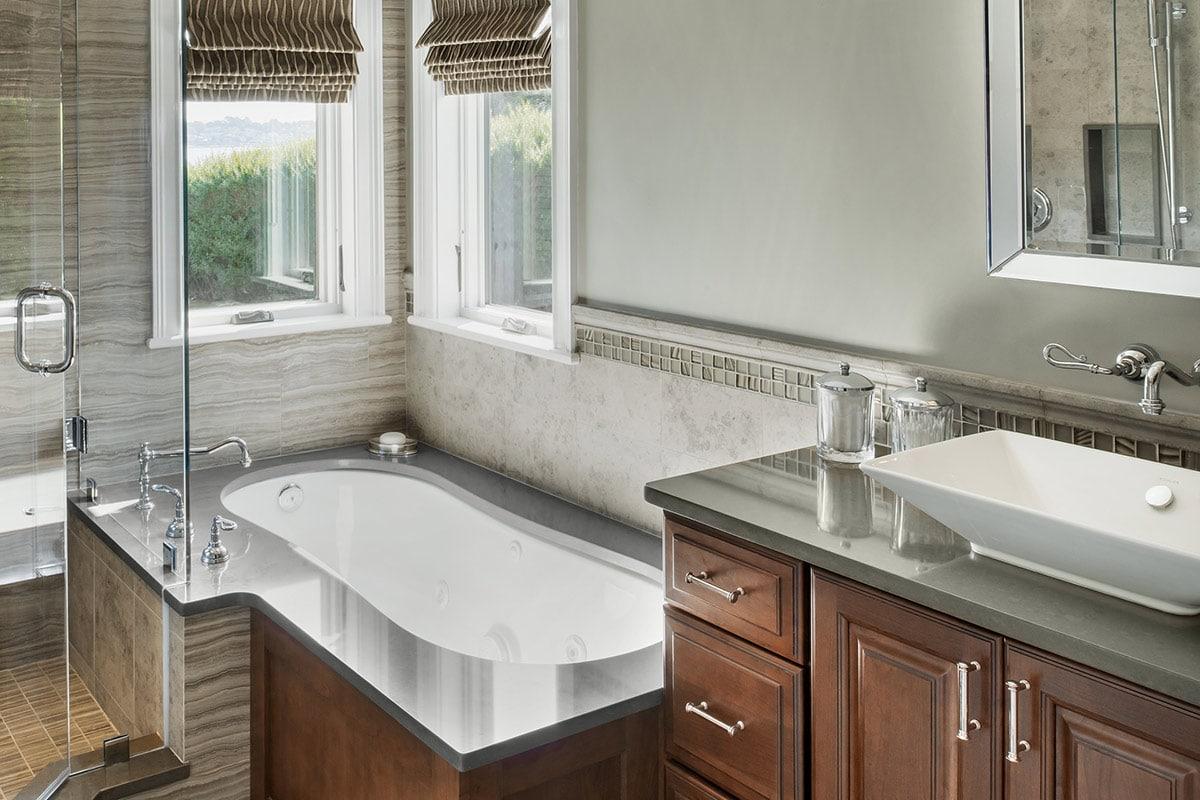 Newport Condo Renovation Bathroom