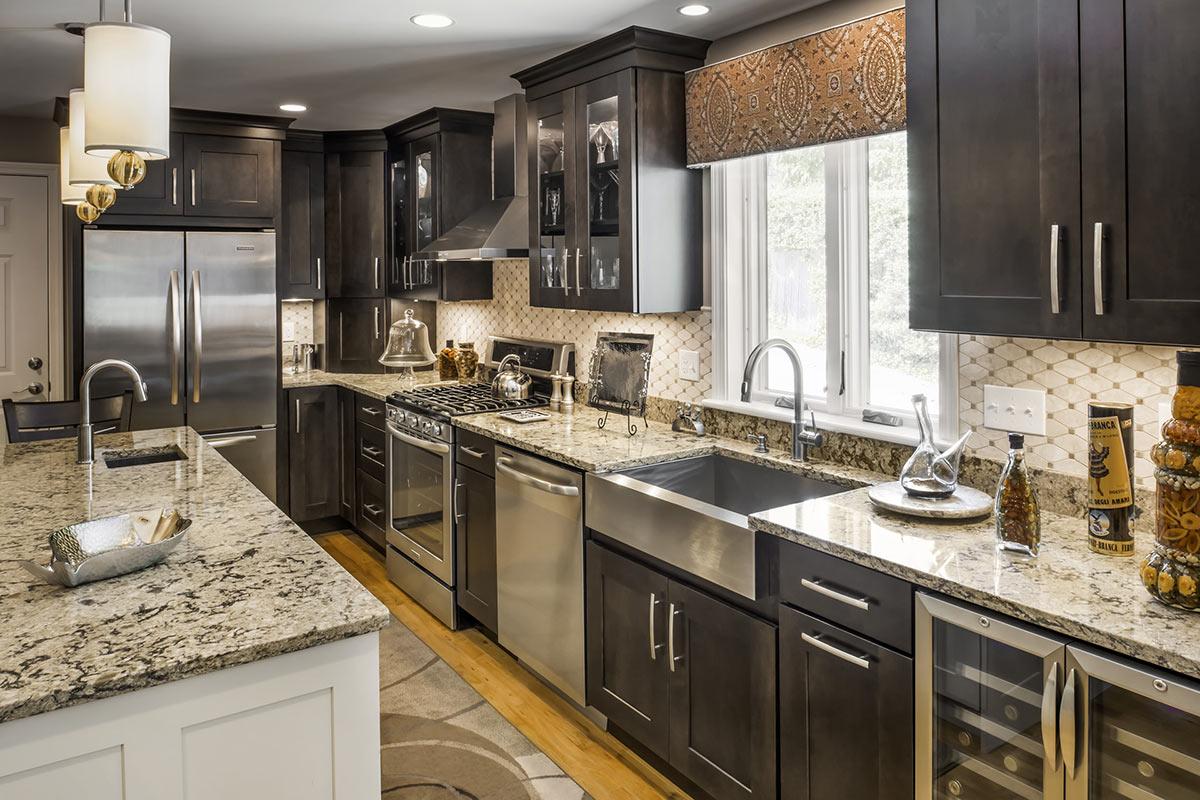 Newport Condo Renovation Kitchen