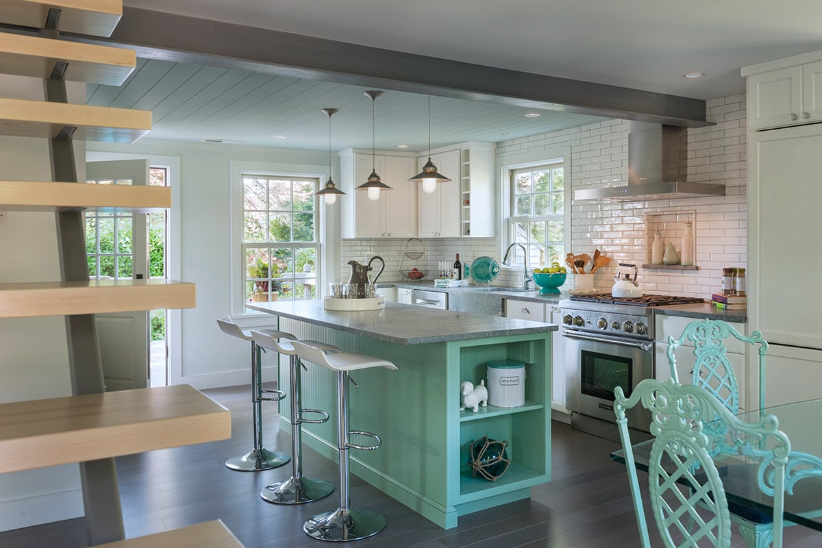 Bonnet Shores Beach House Kitchen
