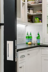 kitchen walk-in pantry addition in East Greenwich, RI