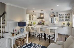 Newport RI kitchen renovation