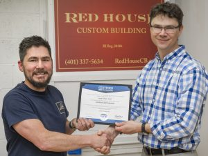Certified Lead Carpenter Leon Filmer