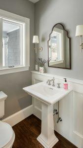 half bath renovation in rhode island