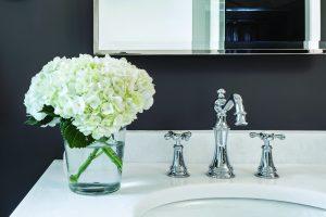 new bathroom fixtures in an east greenwich ri bathroom remodel