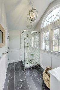 east greenwich bathroom remodel walk-in shower