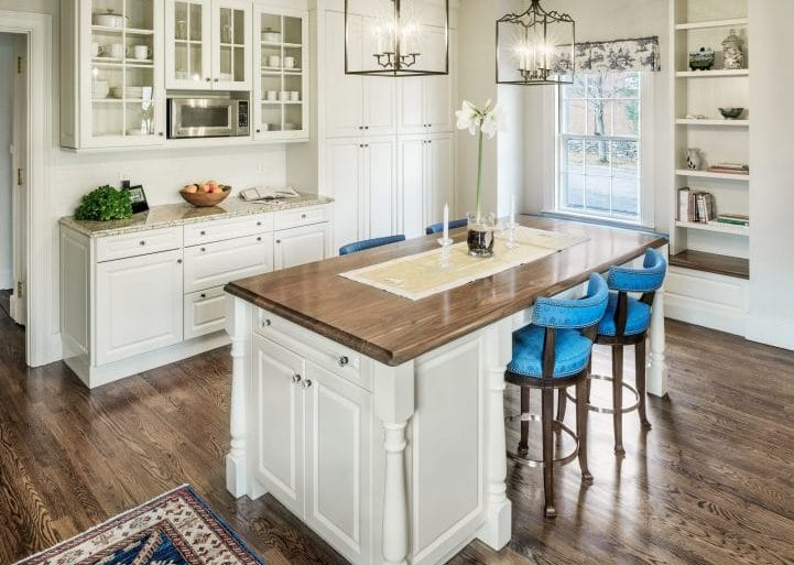 Interior design trends 2020 kitchen island butcher block countertops