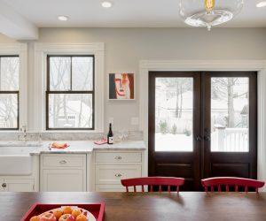 kitchen design Rhode Island custom windows