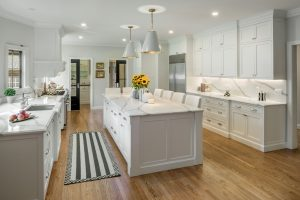 kitchen remodel in East Greenwich