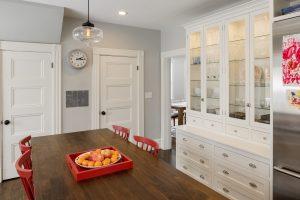 custom kitchen storage design rhode island