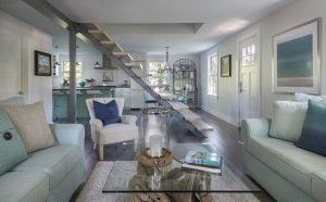 living room design in rhode island