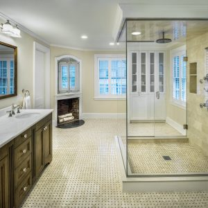 historic bathroom renovation east side of providence ri