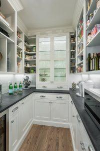 kitchen pantry renovation in East Greenwich, RI