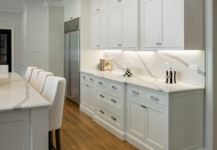 2020 Interior design trends sleek cabinetry East Greenwich, RI