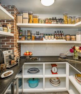 custpm pantry design Rhode Island