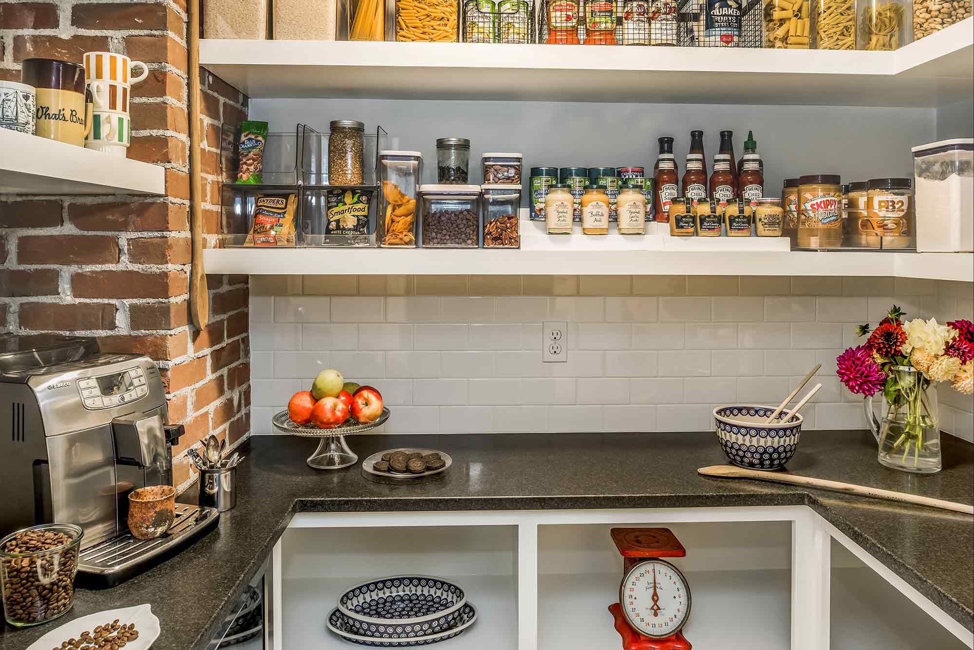 Red House Barrington Pantry Remodel