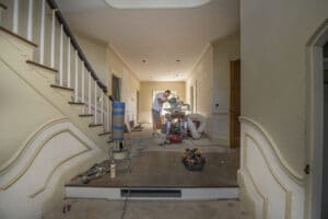 how long to renovate a house