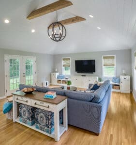 family room addition rhode island